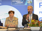 min - Konferencja prasowa dotycząca organizacji Mistrzostw Europy w Wioślarstwie
