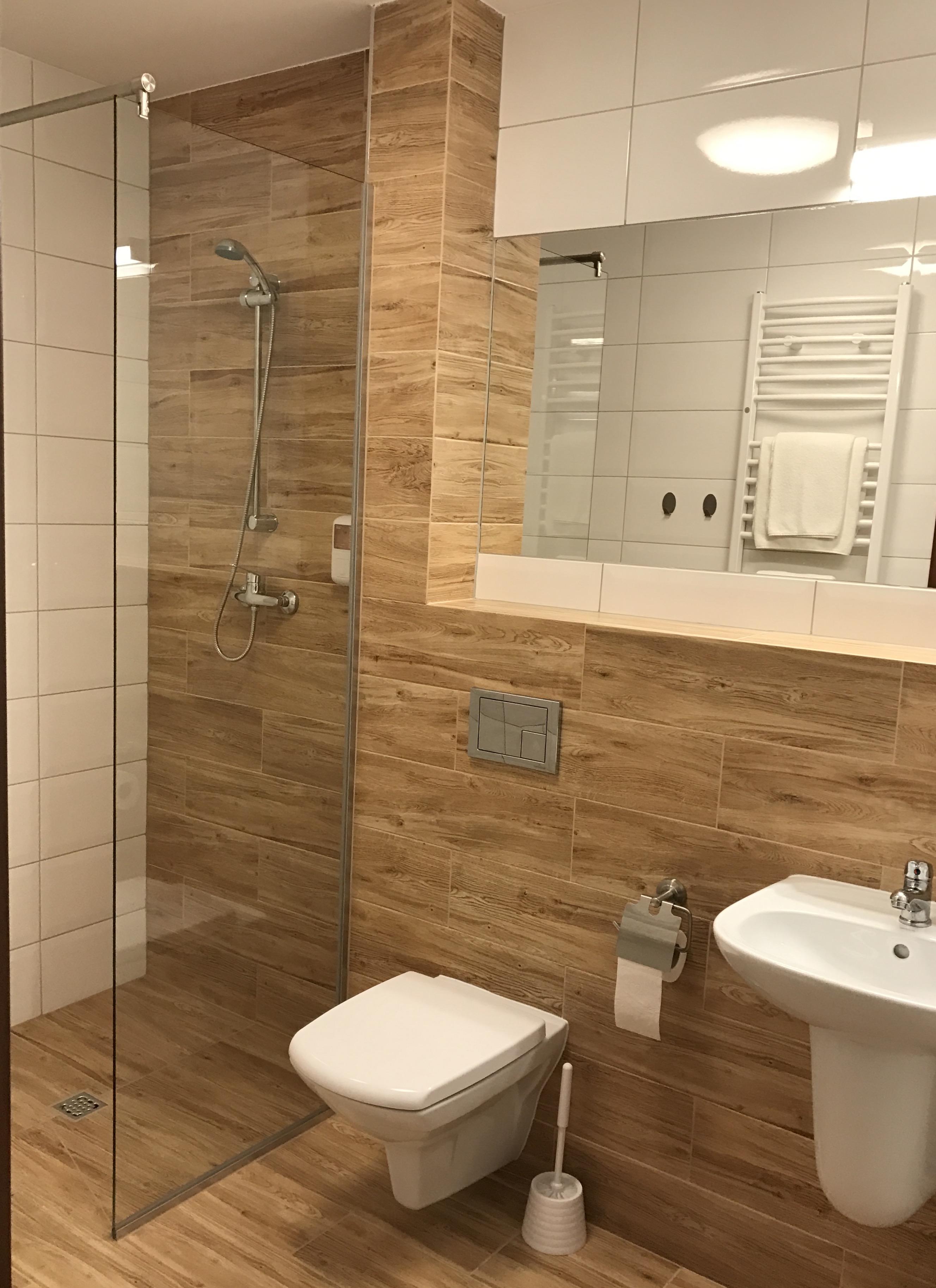 Odnowiona łazienka hotel Malta