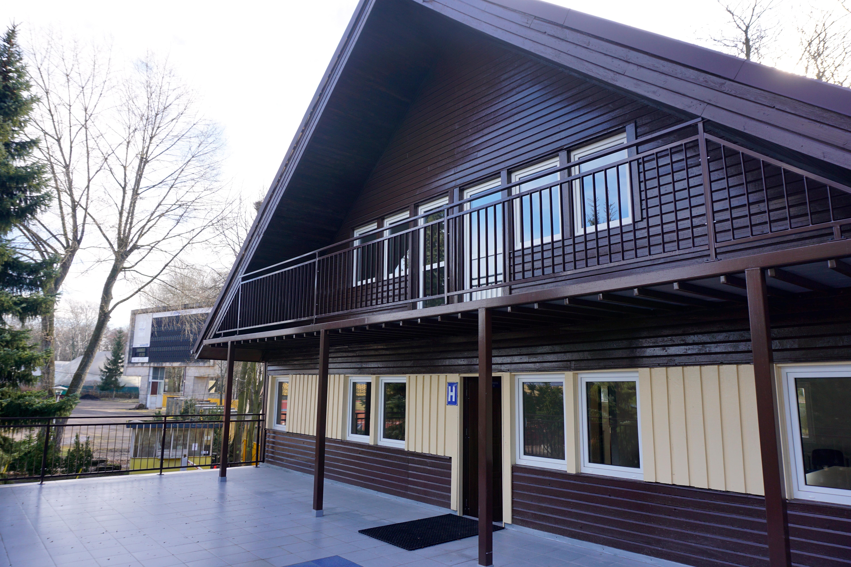 Odnowiony domek