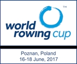 Logotyp World Rowing
