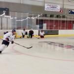 Hokej na lodzie, zawodnicy w trakcie akcji