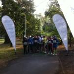 7. Poznań Nordic Walking (3) Start Uczestników