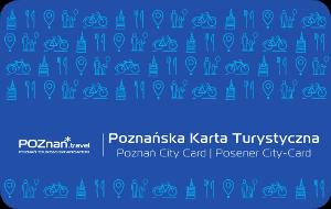 Grafika, Poznańska Karta Turystyczna