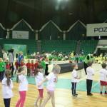 Sportowy zajączek (1) Zawody z udziałem dzieci