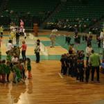Sportowy zajączek (3) Zawody z udziałem dzieci