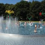 zapisy na półkolonie 3 dzieci na pływalni letniej