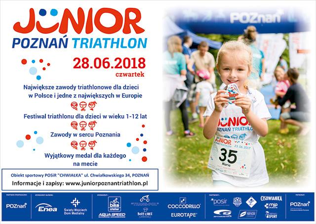 Junior Poznań Triathlon