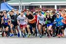 """start - Blisko 1700 uczestników młodzieżowych biegów """"W drodze do maratonu"""""""