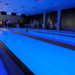 Ferie z POSiR (2) Kula mnkie po torze bowlingowym