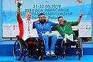 parakajakarze - Program Pucharu Świata w Kajakarstwie. Wyniki Mistrzostw Europy w Parakajakarstwie