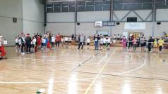 Puchar 5 Milionow - dzieci podczas zawodów