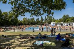 Pływalnia w parku Kasprowicza