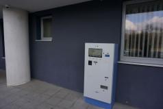 System parkingowy - automat do opłat