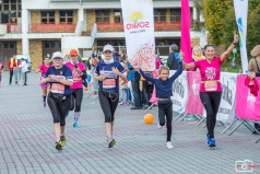 Bieg Kobiet w Poznaniu
