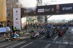 Start wózkarzy (fot. Jakub Kaczmarczyk)