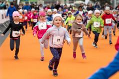 Biegi dla dzieci i młodzieży (fot. Adam Ciereszko)