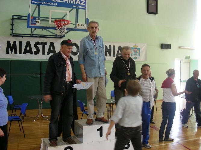 IV Spartakiada Seniorów - dzień 2