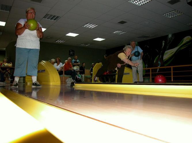 IV Spartakiada Seniorów - dzień 1