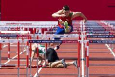 Damian Czykier w biego po złoto