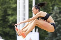 Złota medalistka Adriana Szóstak