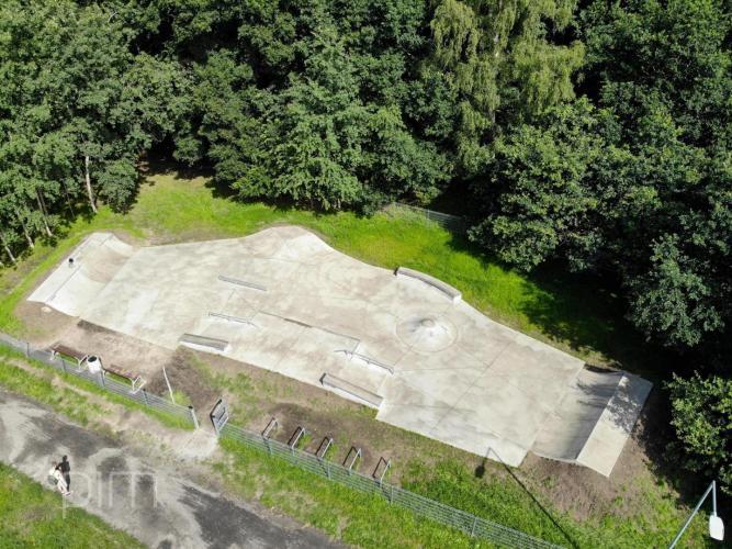 Skatepark Rampa Malty