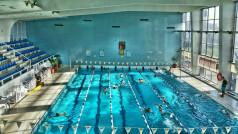 Duży basen (fot. B. Jasiński)