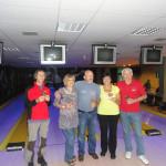 VII Spartakiada Seniorów - bowling