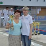 IX Poznańska Spartakiada Seniorów - pływanie