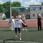 IX Poznańska Spartakiada Seniorów - lekka atletyka