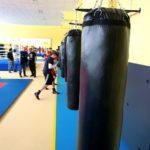 Hala sportów walki