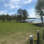 Nieruchomości na wynajem (1) Plaża parkowa nad jeziorem Kierskim