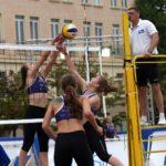 Plaża Wolności - turniej kobiet