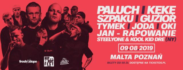 zdj w tle 640x244 - Paluch i Kękę zagrają na Poznań Hip-Hop Festival 2019