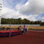 Licealiada lekkoatletyczna (2) skok wzwyż
