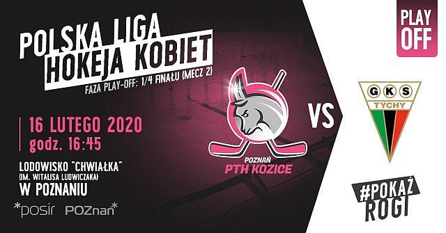 Play off - Plakat meczu Kozice vs GKS Tychy