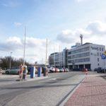 System parkingowy 1 Szlaban przy wjeździe na parking 150x150 - Rusza system parkingowy przy Pływalni Chwiałka